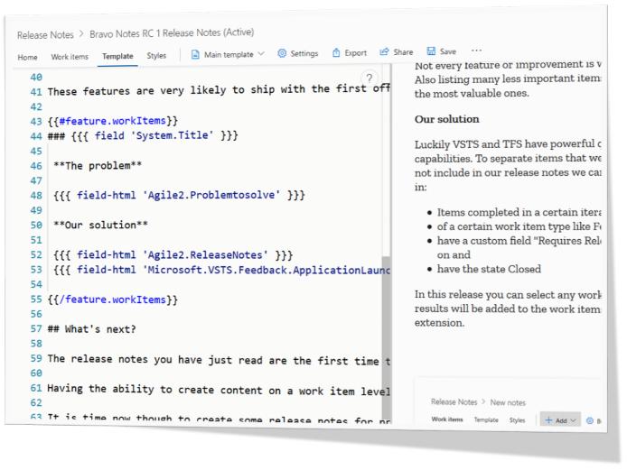 Bravo Notes - Visual Studio Marketplace